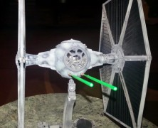 Bob Nitsche's  TIE Fighter