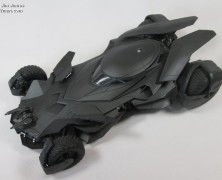 PREVIEW: Building the Dawn of Justice Batmobile by Jim James