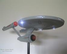Steven Vasko's AMT 18″ Enterprise