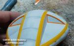 Wonderfest 2016 Preview #5 – Eagle Paint Masks from Aztek Dummy