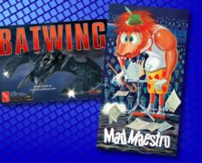 Wonderfest 2016 Preview #6 – The Mad Maestro & Batwing