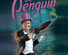 The Penguin – new images from Moebius