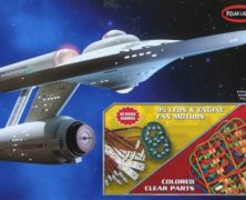 Round 2's Enterprise Light kit is back in stock!