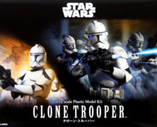 The Clone Trooper and more restocks in the CultTVman Hobbyshop