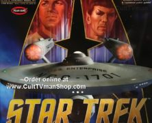 Preorder the 50th Anniversary Enterprise in the CultTVman Hobbyshop