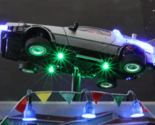 Dae Choi's Back to the Future Delorean