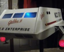 Philip Cornwall's Galileo Shuttle