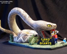 Sebastien Lemay's Land of the Giants Snake