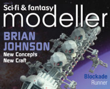 Sneak Peak: Sci-Fi & Fantasy Modeller vol. 43