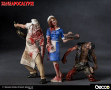 Just arrived!  Zombies of the Apocalypse Scene 2 figures