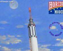 Coming Soon:  1:72 Mercury Redstone from Horizon