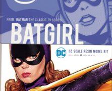 Sneak Peak:  Batgirl box art from Moebius