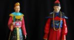 Steve Tanski's Chinese Man and Woman from Aurora
