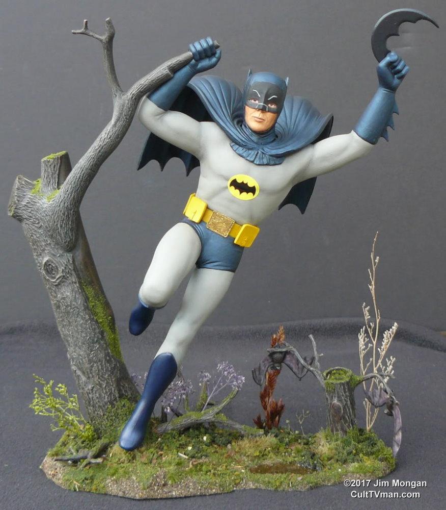 jim mongan s comic scenes batman culttvman s fantastic modeling