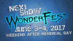 Wonderfest 2017 – Two Weeks Away!