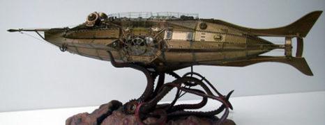 Scott Beckmann's Nautilus