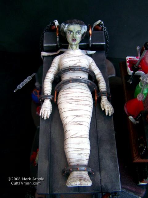 Mark Arnold S Bride Of Frankenstein Culttvman S