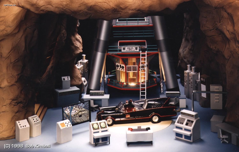 Bob Kimball S Batcave Culttvman S Fantastic Modeling