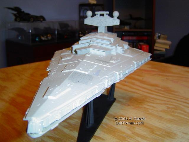 Al Carroll's Star Destroyer – CultTVman's Fantastic Modeling