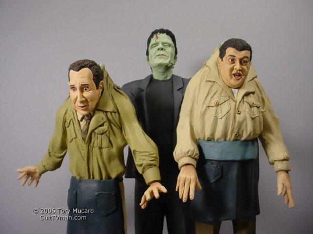 Tory Mucaro's Abbott & Costello Meet Frankenstein