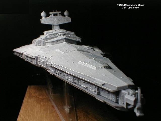 Star Destroyer – CultTVman's Fantastic Modeling
