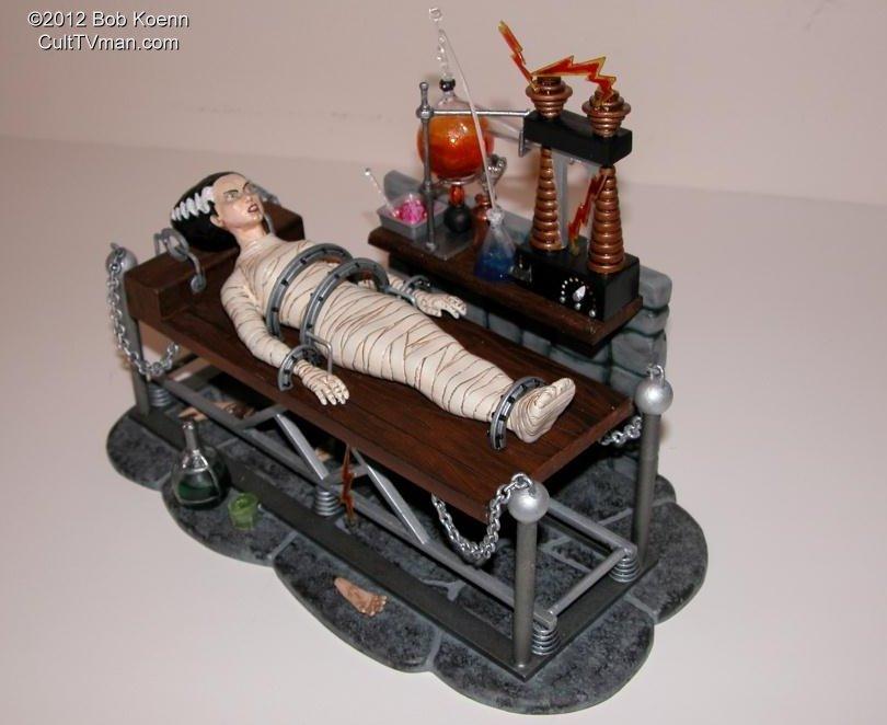 Bob Koenn's Frankenstein and Bride of Frankenstein