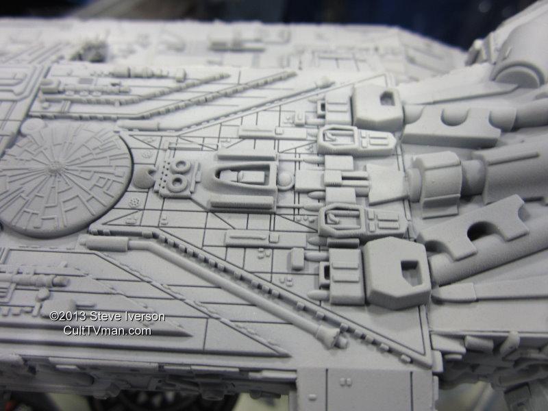 ihobbyexpo 2013  classic galactica from moebius  u2013 culttvman u0026 39 s fantastic modeling