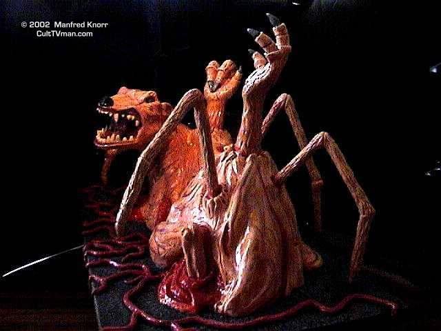 Manfred Knorr's Kennel Dog Thing – CultTVman's Fantastic ...