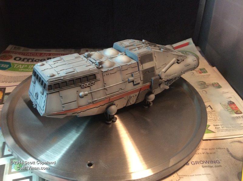 Scott Copeland S Battlestar Galactica Shuttle Culttvman