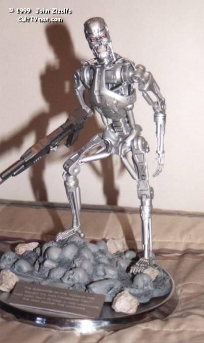 John Zizolfo S Terminator Endoskeleton Culttvman S