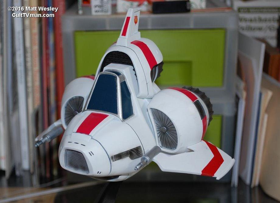 Moebius Super Deformed Viper MKII Model Kit
