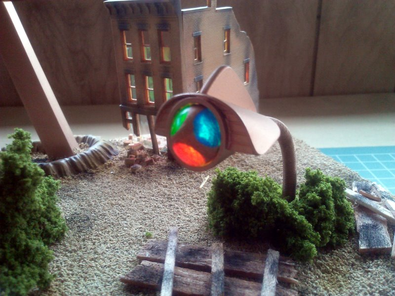 Josellas Tiberius S War Of The Worlds Diorama Culttvman