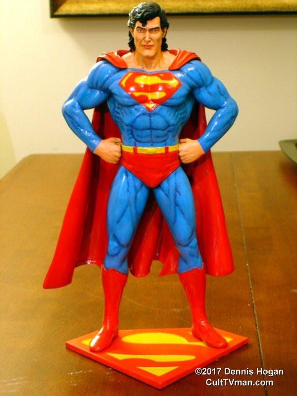 Dennis Hogan S Superman Culttvman S Fantastic Modeling