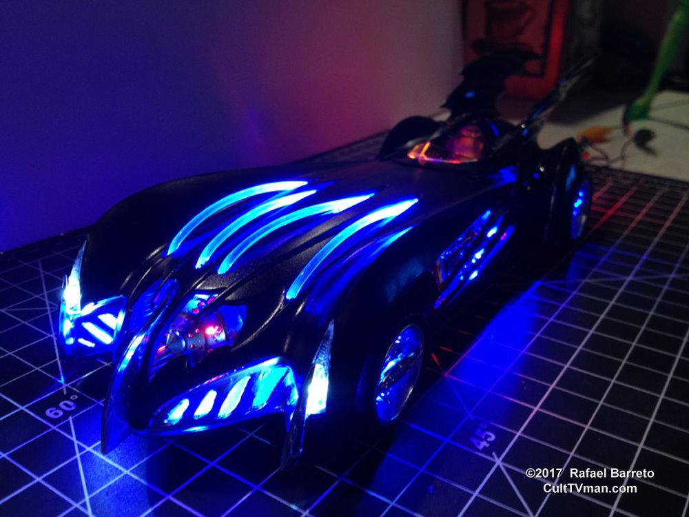 Rafael Barreto S Batman And Robin Batmobile Culttvman S