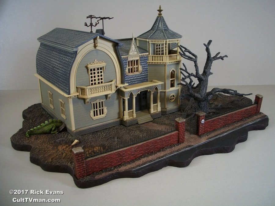 Munsters House Base By Rick Evans Culttvman S Fantastic