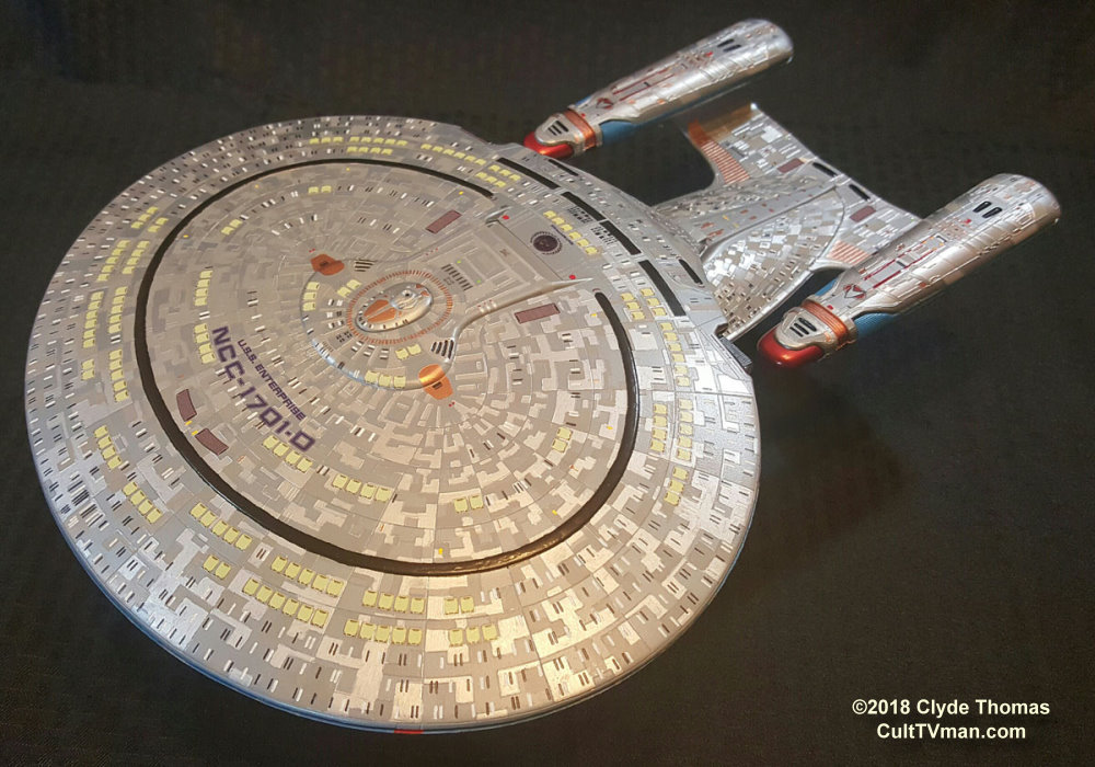 Clyde Thomas's Enterprise D