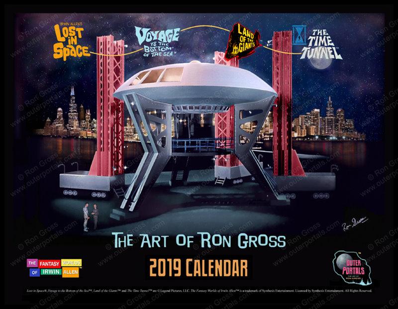 Wonderfest 2018 Sneak Peak 4 5 The Art Of Ron Gross