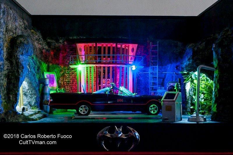 Carlos Roberto Fuoco's Batcave – CultTVman's Fantastic Modeling