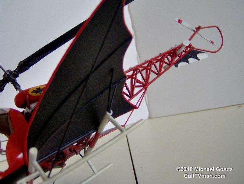Michael Gosda's Batcopter