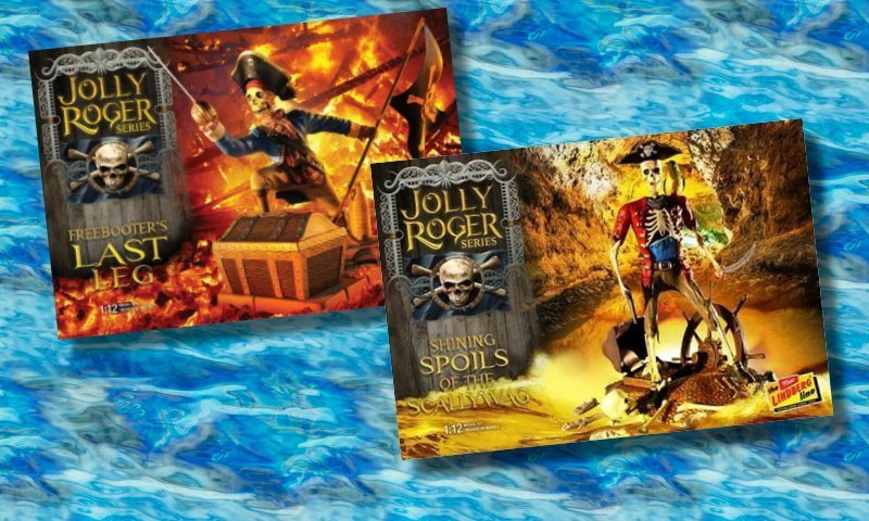 Round 2 News: More Jolly Roger kits!